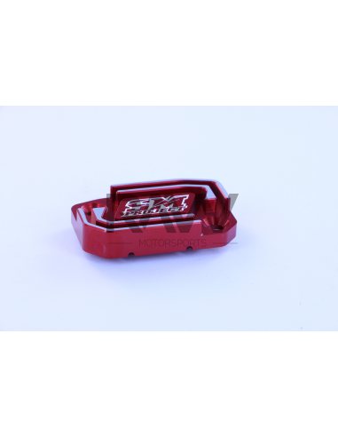Master cylinder cover Brembo red - SM...